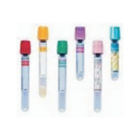 BD Vacutainer™ Plastic Blood Collection Tubes No Additives: Hemogard
