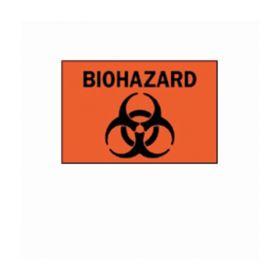 "Brady™ ""Biohazard"" with Pictogram Signs"