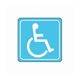 Brady™ Image of Wheelchair Signs