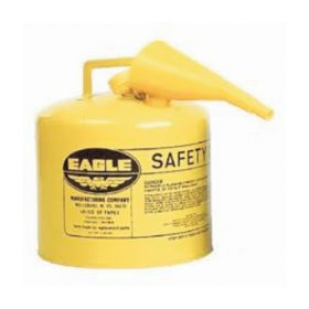 Eagle™ Galvanized-Steel Type I Safety Cans