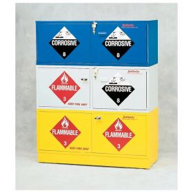 SciMatCo™ Stak-a-Cab™ Stackable Poison Storage Cabinet