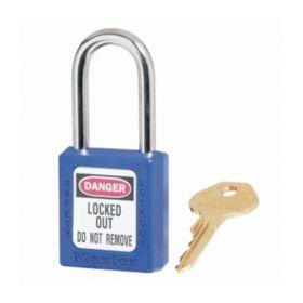 Master Lock™ 410 Xenoy Safety Padlocks