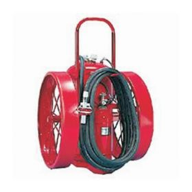 Amerex™ Wheeled Fire Extinguishers: Regular Dry Chemical