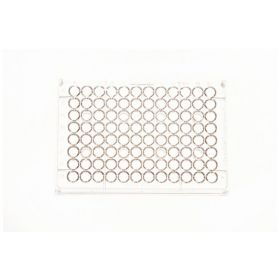 Thermo Scientific™ 96-Well Microtiter™ Microplates, Vinyl, 330µL, Nonsterile, Flat-bottom