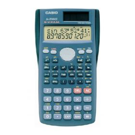 EAI Casio FX-300MS Two-Line Scientific Calculator