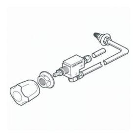 Labconco™ Fume Hood Standard Service Fixture Kits (Fiberglass 30 or Basic Hoods)