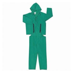 MCR Safety Dominator PVC-Coated Acidwear Rainsuits