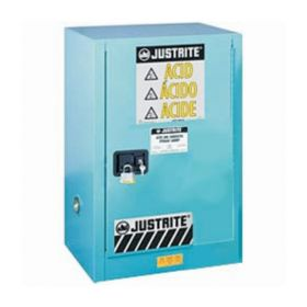 Justrite™ Sure-Grip™ EX Compac Corrosives/Acid Steel Safety Cabinet
