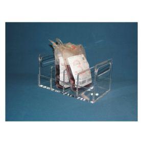 Mitchell Plastics Blood Bag Trays