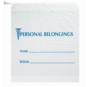 RD Plastics Patient Belonging Bag