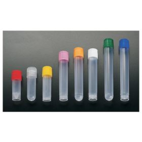 Simport™ Scientific Sample Tubes with External Threads without Caps - Ungraduated