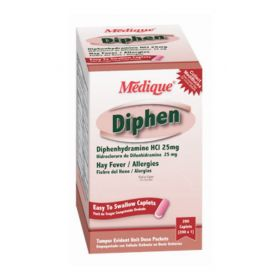Moore Medical Medique™ Diphen Caplets
