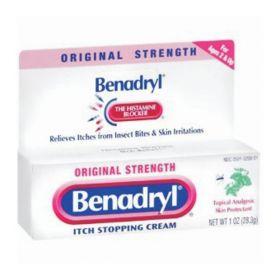 Moore Medical Johnson and Johnson Consumer™ Products Benadryl Cream 1%