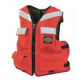 R3 Safety™ Stearns Heavy-Duty Zipper Floatation Vest