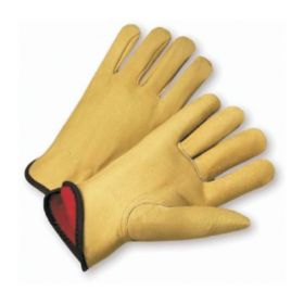 West Chester Leather Drivers Gloves