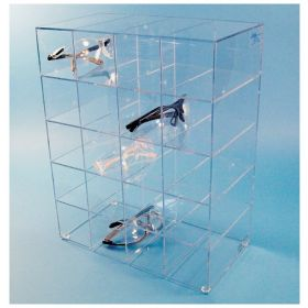 S-Curve™ SGD-20 Safety Glasses Dispensers