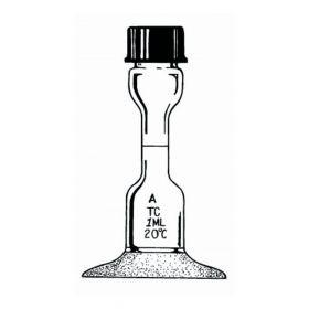 DWK Life Sciences Kimble™ Kontes™ PTFE Class A Volumetric Flasks