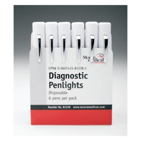 Moore Medical MooreBrand™ Disposable Diagnostic Penlights