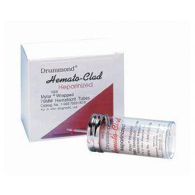 Drummond™ Hemato-Clad™ Mylar™-Wrapped Hematocrit Tubes