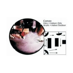 Accuform Signs Safety Mirrors
