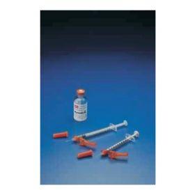 Smiths Medical Needle-Pro™ EDGE™ Fixed Needle Insulin Syringe