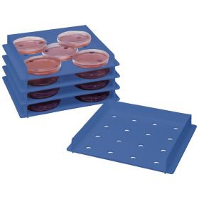 Fisherbrand™ Stackable Petri Dish Incubation Tray