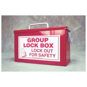 Accuform Signs Lock Box