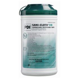PDI™ Sani-Cloth™ HB Germicidal Disposable Wipes