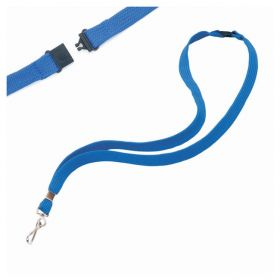 Chums™ 13mm Polyester Breakaway Lanyards with Swivel J-Hook
