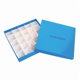 DWK Life Sciences Wheaton™ CryoFILE™ Tissue Vial Storage Boxes