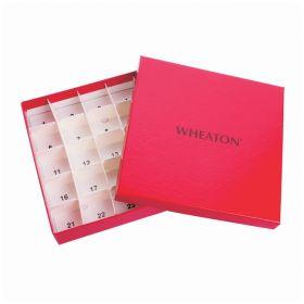 DWK Life Sciences Wheaton™ CryoFILE™ Tissue Vial Storage Boxes