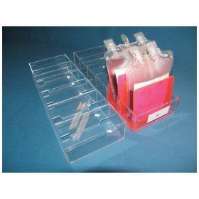 Mitchell Plastics Single Blood Bag Holder Trays