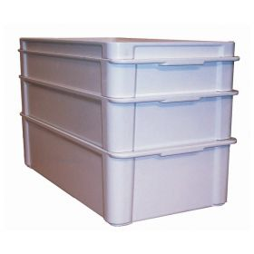 MFG Tray Stacking Containers