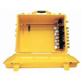 Bullard™ RAM Series Remote Air Manifold, Eight Worker System