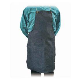 PIP™ Blue Denim Bib Aprons Without Pockets