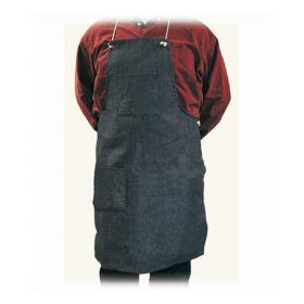 PIP™ Blue Denim Bib Aprons With Pockets