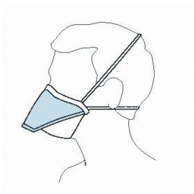 Kimberly-Clark™ Professional Fluidshield™ PCM2000 Facemasks