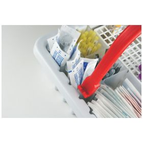 Dynamic Diagnostics Phlebotomy Tray with Removable Handle