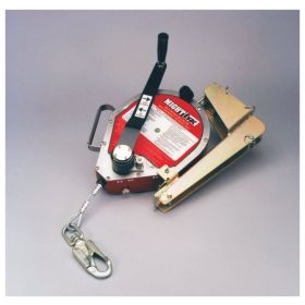 Honeywell Miller™ MightEvac™ Self-Retracting Lifeline with Emergency Retrieval Hoist