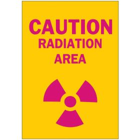 Brady™ Radiation and Laser Signs