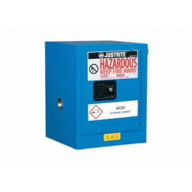 Justrite™ Chemcor™ Lined Countertop Safety Cabinets for Hazardous Materials