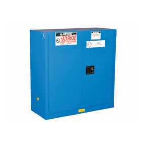 Justrite™ Chemcor™ Lined Safety Cabinets for Hazardous Materials
