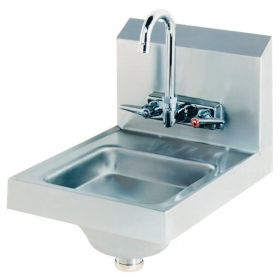 Advance Tabco™ Stainless-Steel Hand Sinks