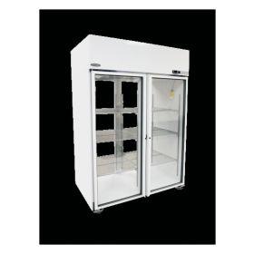Nor-Lake™ Scientific Pass-Thru Refrigerators: 2 Glass/2 Solid Doors, 55.7 cu. ft.