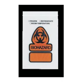 RD Plastics Reclosable Specimen Transport Bag