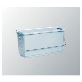 Vileda Professional™ 25L Longish Bucket With Color Coding Clips