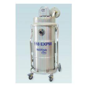 Nilfisk™ 118EXP Explosion-Proof Vacuum