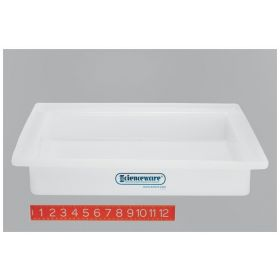 Bel-Art™ SP Scienceware™ General Purpose Trays Without Faucets