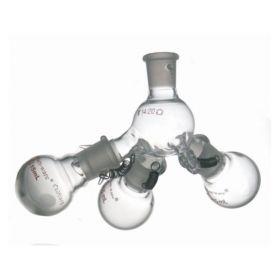 DWK Life Sciences Kimble™ Kontes™ Component Parts For Distillation Cow-Type Receiver
