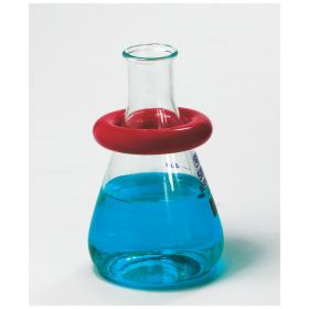 Fisherbrand™ Covered Lead Rings for Flasks